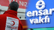 Kızılay'dan Ensar'a 8 milyon dolarlık bağış