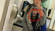 Kadın yolcu sütyeniniz görünüyor bahanesiyle uçağa alınmadı
