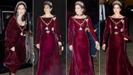 Danimarka Prensesi Mary dördüncü kez aynı kıyafetle