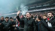 Beşiktaş, Vodafone Park'ta Sergen Yalçın için imza töreni düzenledi