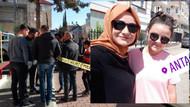 Katil erkek eski karısını ve küçük kızını gözünü kırpmadan öldürdü