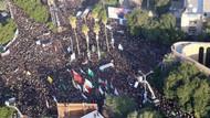 İran'da yüz binlerce kişi Süleymani'nin cenaze töreninde intikam yemini ediyor