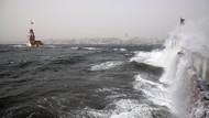 İstanbul'a fırtına ve kuvvetli sağanak yağış uyarısı! Metrekareye 100 kg yağış…