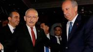 Selvi: Kılıçdaroğlu kısa bir süre içinde İnce ile görüşecek