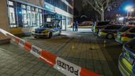 Almanya'da bıçakla polise saldırmaya çalışan Türk öldürüldü