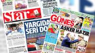 Güneş ve Star kapatılınca 204 Bin kişi gazete okumayı bırakmış.. :)