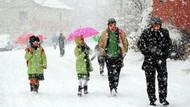 8 Ocak 2020 Hangi illerde okullara kar tatili geldi?