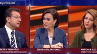 İmamoğlu'ndan Nagehan Alçı'ya: Tarifiniz sığ kalır