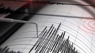 Elazığ'da 4.5 büyüklüğünde deprem