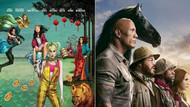 Yırtıcı Kuşlar rekora koşuyor.. Sinemada en çok izlenen filmler 7-9 Şubat 2020