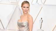 Scarlett Johansson'dan transparan şov!