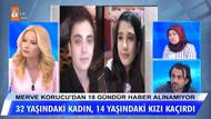 Müge Anlı'da şok: 32 yaşında kadın 14 yaşındaki Merve'yi kaçırdı