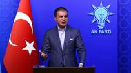 AKP'li Çelik'ten Kılıçdaroğlu'nun FETÖ'nün siyasi ayağı Erdoğan'dır sözlerine yanıt