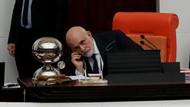 Meclis'te dikkat çeken görüntü: Başkan da dalmış..