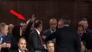 Erdoğan'ın önünde çocuğum aç diye bağırdı