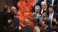 TBMM'de FETÖ'nün siyasi ayağı kavgası! CHP'li Mahmut Tanal'ı çıldırtan fotoğraflar