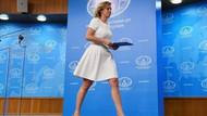 Zaharova: Davetli olmadığınız ülkede saldırıya uğramanız doğal