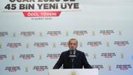 Erdoğan: Birileri afra tafra yapabilir, bizde kibir yok