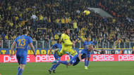 Fenerbahçe Ankaragücü maçından kareler