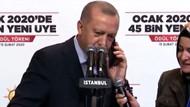 Erdoğan'ın telefonla aradığı partili: Kimi aramıştınız?