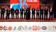 DİSK'in yeni yönetimi belli oldu: Arzu Çerkezoğlu yeniden Genel Başkan