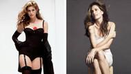 Ünlü top model Cindy Crawford moda dünyasını bırakıyor