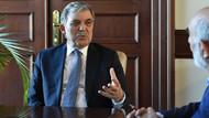 Abdullah Gül'den beklenen açıklama: Babacan'ın partisine..