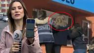 Okuldaki tacizi araştıran Kanal D Muhabiri Şevval Şirin gözaltına alındı
