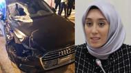 AK Parti Milletvekili Rümeysa Kadak trafik kazası geçirdi!
