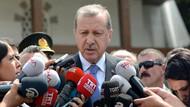 Erdoğan: 2023'e kadar İYİ Parti diye bir şey kalmaz