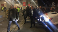 Trabzonspor taraftarından Ali Koç'a küfürlü protesto
