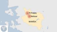 Manisa'da deprem: 12 saatte büyüklüğü 4'ün üzerinde üç sarsıntı oldu