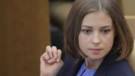 Poklonskaya Hollywood tarzında fotoğraf çekiminde boy gösterdi