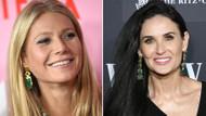 İşte Hollywood yıldızlarının makyajsız halleri