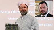 Diyanet İşleri Başkanı Ali Erbaş'ın Özel Kalem Müdürü'ne FETÖ soruşturması