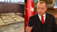 Erdoğan saman değil demişti! Saman taşıyan gemi görüntülendi