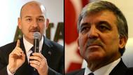 Süleyman Soylu'dan Abdullah Gül'e Gezi Parkı tepkisi: Yazıklar olsun size!