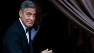 George Clooney'nin malikanesi sular altında