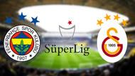 Kadıköy'de dev karşılaşma: Fenerbahçe'nin konuğu Galatasaray