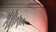 Manisa'nın Akhisar ilçesinde 4.8 büyüklüğünde deprem! Güncel son depremler ekranı...