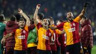 Fenerbahçe'yi kendi evinde deviren Galatasaray'dan olay paylaşımlar