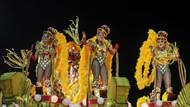Rio Karnavalı'nın geçit töreninden yansıyanlar
