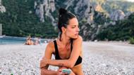 Yasak Elma'nın Zehrası Şafak Pekdemir bikinili pozlarıyla olay oldu