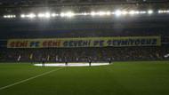 Fenerbahçe nefret suçu örneği pankartı böyle savundu