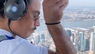 Nusret Gökçe New York'u havadan tuzladı
