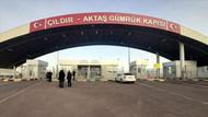 Çıldır Aktaş Sınır Kapısı geçişlere kapatıldı