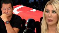 Şehit haberleri yürekleri yaktı! Ünlülerden İdlib paylaşımları