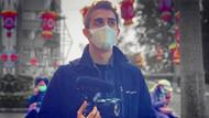 Ruhi Çenet, Çin'e gitti! Virüs teşhisi konulan insanların kaldığı hastaneden görüntüler çekti