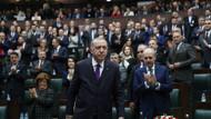 Erdoğan Esad'a Şubat sonuna kadar süre verdi