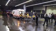 Metro tünel inşaatında göçük: 4 yaralı